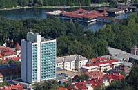 Hevíz,hotel Panorama***, spec. zimní a jarní nabídka