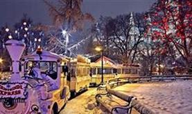 Advent v Sárváru, hotel Park Inn 4* s busem