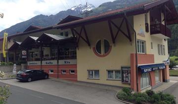 Apartmány Mölltaler Gletscher, léto