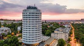 Víkend v Budapešti, Danubius Hotel Budapest ****