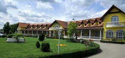 Zahrada Evropy-lednicko-valtický areál,hotel Zámeček 3*