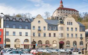 Památky východních Čech, hotel U Beránka4*, Náchod