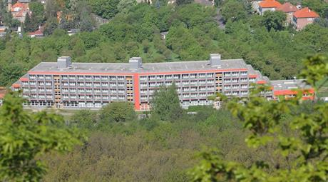 Poznávací balíčky vč. visit karty, hotel Panorama***, Teplice