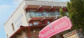 hotel Majerik*** s autobusem