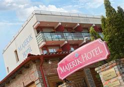 hotel Majerik***, 3,4,7 nocí pobyt