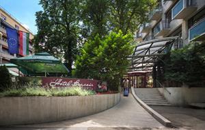 hotel Benczúr***, dítě do 11.9 let  ZDARMA