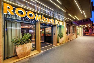 hotel Roombach***v centru města