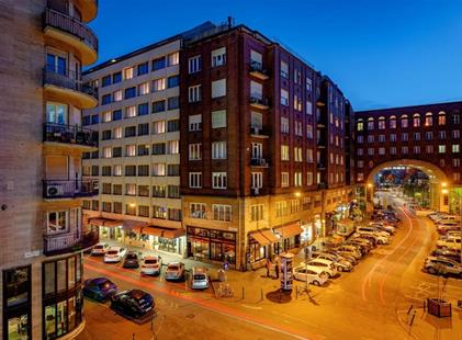 hotel Roombach***, v centru města EUROVÍKENDY