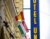 Budapešť, City hotel Unio***