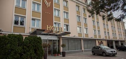 Budapešť, Vitta hotel***