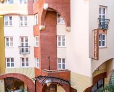 Budapešť, Hotel Sissi***