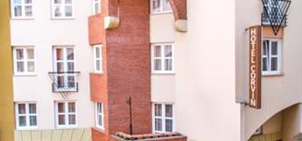 Budapešť, Corvin Hotel-Sissi Wing***