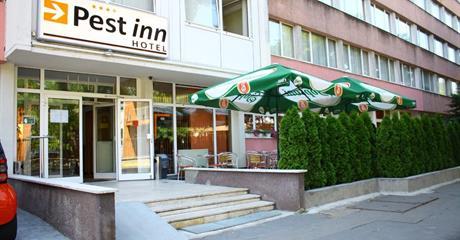 hotel Pest Inn*** superior- EUROVÍKENDY