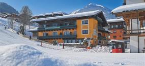 Hotel a Pension Wolfgang- zima/jaro