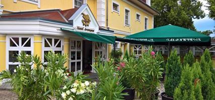 Balaton, hotel a bungalowy Aranysas***a