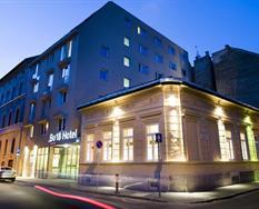 Budapešť, hotel BO18 ***