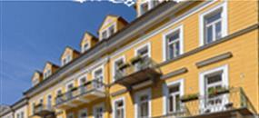 týdenní léčebná kúra v hotelích: Dr.Adler***, Luisa***, Metropol***, Belvedere