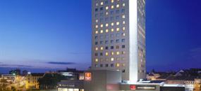 Vánoce v pohodě, hotel Clarion****