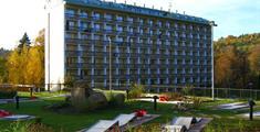 seniorský pobyt v lázních Libverda, htl.Panorama + Nový Dům