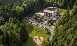 Dovolená pod Pradědem, hotel Kamzík***