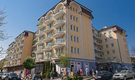 Letní dovolená u jezera Hevíz, hotel Palace ***