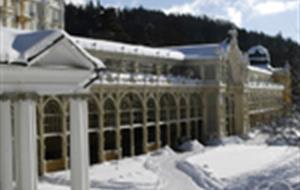 Advent a Silvestr v Ensana Health Spa hotelích****