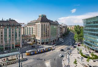 Mercure Korona v centru města