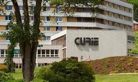 Ryzí radonová kúra, komplex Curie***
