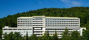 Lázeňský relax v lázních Jáchymov, hotel Běhounek****