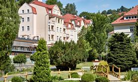 lázeňský relax v lázních Jáchymov, hotel Astoria***