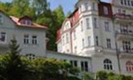 lázeňský relax v lázních Jáchymov, hotel Dagmar***
