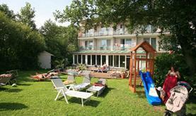 Hotel Riviera, u jezera-Happy víkend