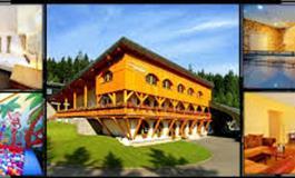 Podzimní wellness v hotelu Lesana***