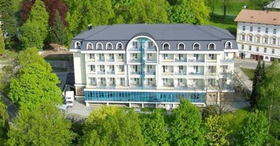 lázně Priessnitz-léčebně rehabilitační program