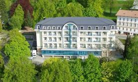 Lázně Priessnitz-lázeňský komplexní pobyt