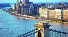 Ostřihom, Budapešť s plavbou po Dunaji