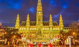 Adventní zájezd Vídeň