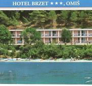 Omiš hotel Brzet
