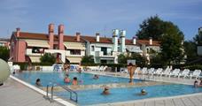 Rezidence Le Briccole s bazénem IM– Lido di Cavallino