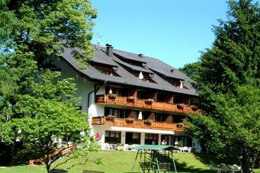 Hotel Carossa - Abersee u Wolfgangsee léto