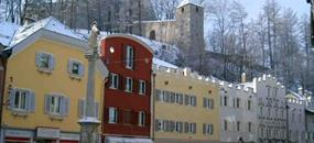 Hotel Krone s bazénem PIG- Brunico