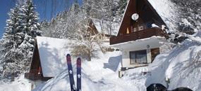 Prázdninové domky Kleine Feriendorf – Jenig u Nassfeldu
