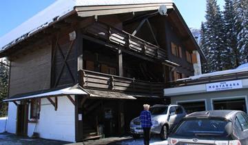 Prázdninový dům Montanara