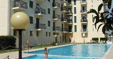 Rezidence Rubino s bazénem IM– Lido di Jesolo