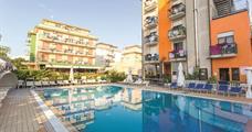 Hotel Harry´s s bazénem PIG- Lido di Jesolo