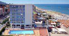 Hotel Majestic s bazénem PR – Pesaro