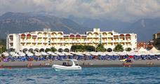 Hotel Parco dei Principi s bazénem DI- Scalea