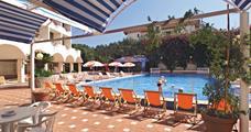 Hotel Parco dei Principi *** s bazénem DI- Scalea