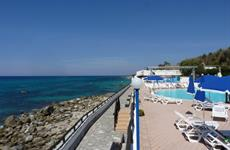 Villaggio Agrumento s bazénem - Ricadi
