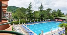 Hotel Palme a Royal Suite *** s bazénem PIG – Garda / Lago di Garda
